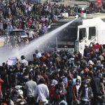 Demo Tolak Kudeta Myanmar Semakin Meluas hingga Pemadaman Internet