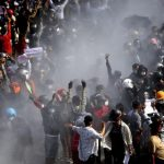 Puluhan Pedemo Anti-Kudeta Ditangkap Polisi Myanmar