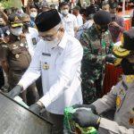 Gubernur Nova Bersama Polda Aceh Musnahkan Barang Bukti Sabu 404,9 Kilogram