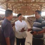Anggota DPRA Dukung Program Swasembada Telur Oleh UPTD BTNR