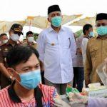 Masyarakat Aceh Antusias Ikut Vaksinasi Massal
