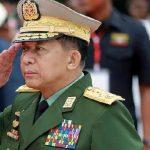Militer Myanmar Siap Hadapi Sanksi Internasional