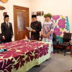 Duta Besar Tantowi Yahya Serahkan Surat Kepercayaan Kepada Pemerintah Cook Islands