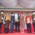 Ketua DPRK Tutup Event MARSSAL Ke-7 MTsN 1 Model Banda Aceh