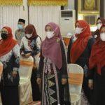 Ketua Dekranasda Aceh Ikuti Penutupan Rakernas Dekranas Tahun 2021