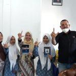 Dukung GLS Buku Karya Kepala dan Siswa SMPN 14 Banda Aceh Diterbitkan
