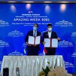 Murban Energy UEA Lakukan Penandatanganan Kerjasama dengan Pemerintah Aceh