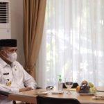 Gubernur Aceh Apresiasi Kepatuhan Masyarakat, Kasus Covid-19 Terkendali