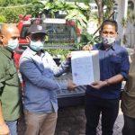 BKSDA Apresiasi Tim Perawatan Satwa di Rumah Dinas Wagub