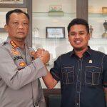 Politisi Partai Nasdem Apresiasi Polresta Banda Aceh dalam Memberantas Narkoba