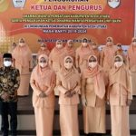 Ketua DWP Aceh, Minta Pengurus Bangun Organisasi yang Kolaboratif