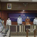 Pemerintah Aceh Targetkan MCP 2021 Pada Level 80,15 Persen
