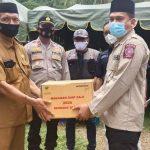 Gubernur Aceh Kirim Bantuan untuk Korban Banjir Lhoong