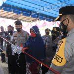Polda Aceh Apresiasi Penyerahan Rumah Bantuan Untuk Warga Kurang Mampu  di Aceh Tengah