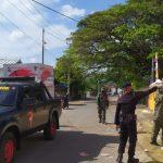 Brimob Polda Aceh Peduli Covid