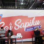 Sei Sapiku Hadir di Banda Aceh Menawarkan Daging Sapi Asap dengan 8 Sambal
