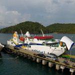 Arus Gelombang Laut Tinggi, Komponen Rampdoor KMP. Aceh Hebat 1 Perlu Perbaikan