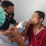 Polda Aceh Pastikan Identitas Asep Melalui Swap Buccal DNA