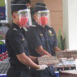 Bea Cukai Sita 31 Ribu Rokok Illegal di Aceh
