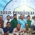 Susun Konsep Pendidikan, IGI Banda Aceh Bersinergi dengan MPD