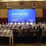 Kapolda Aceh bersama Ketua KPK Hadiri Pelantikan Pengurus JMSI