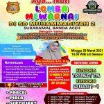Sambut Gema Ramadhan 1442 H, SD Muhammadiya Gelar Lomba Tanfidzulqur'an
