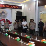 Irwasum Polri Tinjau Fasilitas Besuk Tahanan Online di Mapolda Aceh