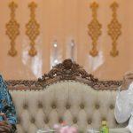 Gubernur Aceh Terima Kunjungan Wagub Papua Barat