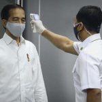 Presiden Jokowi Klaim Kasus Covid Makin Turun Tanpa Kurangi Jumlah Tes