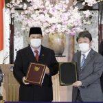 Jepang Sepakat Ekspor Senjata ke Indonesia