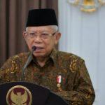 Ma'ruf Amin Kaget dengan Izin Investasi Miras Jokowi