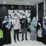 Ketua DPRK Banda Aceh Terima Kunjungan Pengurus Genpro