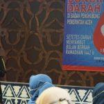 Ketua TP-PKK Aceh, Donor Darah Masa Pandemi jadi Momentum Terbaik