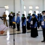 Asisten Administrasi Umum Lantik Pejabat Fungsional di Lingkungan Pemerintah Aceh