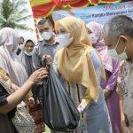 Ketua PKK Aceh, Pasar Murah harus Tepat Sasaran