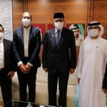 Tindak Lanjut Investasi UEA, Gubernur Aceh Adakan Pertemuan di Abu Dhabi