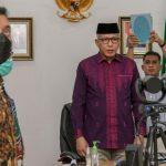 Gubernur Aceh Berikan Keterangan pada Persidangan Abu Malaya