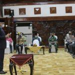 Gubernur Aceh, Kukuhkan Komite Advokasi Daerah Anti Korupsi