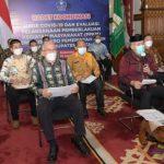 Gubernur Aceh Minta Kabupaten Kota Pelaksanaan PPKM Mikro