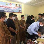 SMK se-Kabupaten Aceh Tengah dan Bener Meriah Tandatangani MoU dengan Jissho Jepang