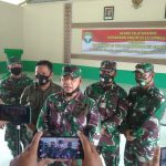 Komandan Kodim Simeulue Gelar Silaturahmi Dengan Insan Pers