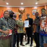 Draf Dukumen DOB Manokwari Papua Barat dan Kabupaten Yaffi Diserangkan ke DPD-RI