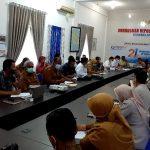 Darud Donya Hadiri Rapat Tolak IPAL di Ombudsman RI Perwakilan Aceh