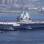 China Tegaskan Bakal Rutin Unjuk Kekuatan di Dekat Taiwan