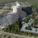 Ternyata Jokowi yang Putuskan Desain Istana Garuda Ibu Kota Negara