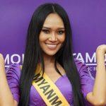 Miss Myanmar Serukan Gerakan Anti-Kudeta di Kontes Kecantikan