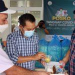 DKP Aceh Serahkan Makan Siang Untuk Nakes di RICU Pinere RSUDZA