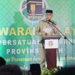 Nova  Apresiasi Loyalitas PPP Dukung Pemerintah Aceh