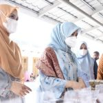 Istri Menpar Ekonomi Kreatif Borong Produk Kerajinan Aceh