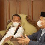 Gubernur Nova Sambut Kedatangan Menteri Investasi di Aceh